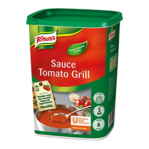 Knorr Sauce Tomato Grill déshydratée 900g jusqu'à 6L