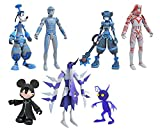 Kingdom Hearts Select Action Figures 18 cm Packs Series 3 Assortment (6) Diamond