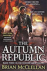 Cover of The Autumn Republic