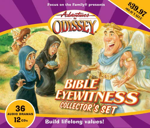 Adventures in Odyssey: Bible Eyewitness Collector's Set