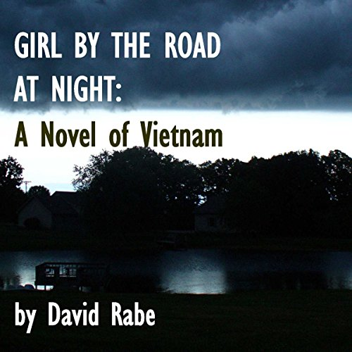 Girl by the Road at Night Titelbild