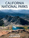 California National Parks: 2021 – 2022 Calendar of Nature, Country, University – 18 months – 8.5 x 11 Inch High Quality Images