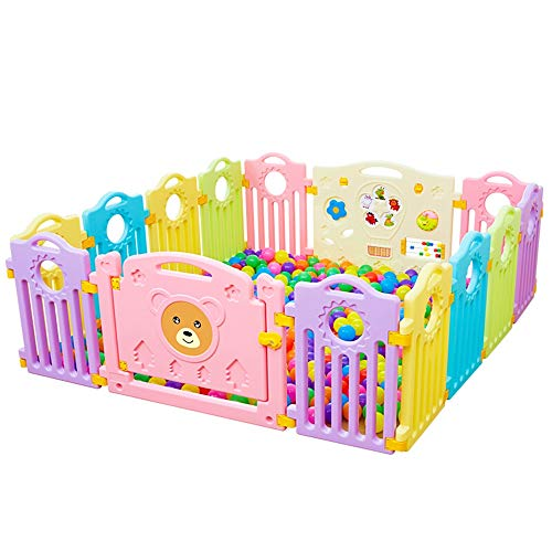Purchase Lumeng Baby Playpen Baby Paradise Child Safety Fence Playground Indoor Playpen Baby Crawlin...