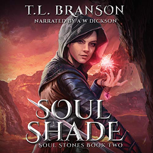Soul Shade audiobook cover art