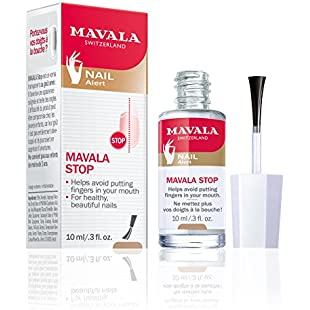 Mavala Stop 10ml - Discourages Nail Biting and Thumb Sucking For Children and Adults:Tudosobrediabetes