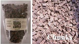 Barry Callebaut 70102 Semi sweet dark chocolate chunks 3 lbs