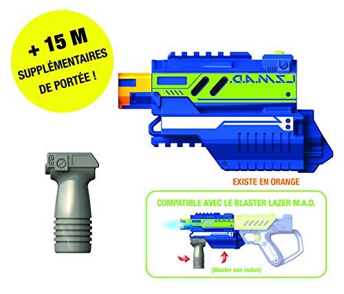 Lazer Mad 15m, Módulo refuerzo color modelo surtidos