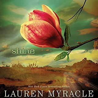 Shine audiobook cover art