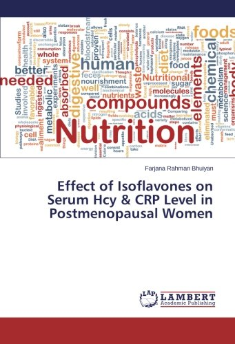 Effect of Isoflavones on Serum Hcy & CRP Level in Postmenopausal Women