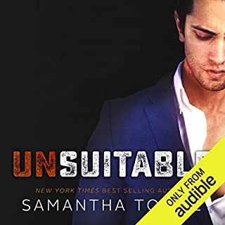 Unsuitable cover art