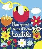 Mon grand livre d'éveil tactile - Mon chemin des chatouilles