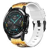 XMUXI Correa de reloj de 22 mm compatible con Galaxy Watch 3 de...