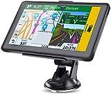 Best Gps Units - LONGRUF Car GPS Navigation,7-inch 256MB-8GB 7 inch Car Review