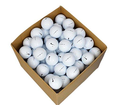 Nike Golfbälle, Klasse B, Einheitsgröße, Weiß