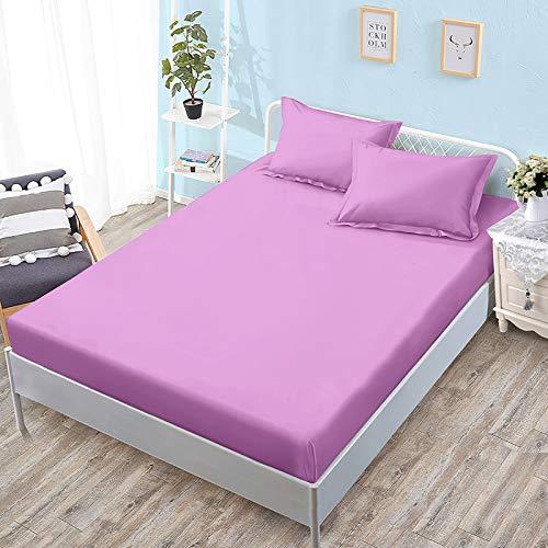 BOLO Se adapta a las sábanas, microfibra, cómodo y a prueba de polvo, 190 x 120 cm