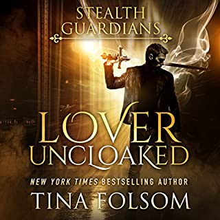 Lover Uncloaked audiobook cover art