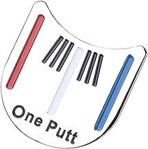 Golf putten uitlijning gereedschap bal markering met hoed clip