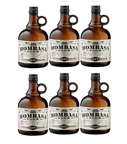 Mombasa Club London Dry Premium Gin (6 Flaschen)