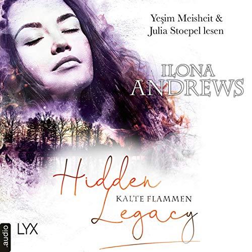 Hidden Legacy - Kalte Flammen cover art