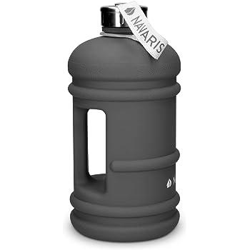 2,2 Liter Trinkflasche XXL Flasche Sport Wasserflasche Sportflasche Edelstahl