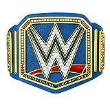 WWE Authentic Wear Universal Championship Blue Commemorative Title Belt