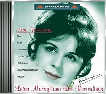 Vocal Recital: Maragliano, Luisa - Verdi