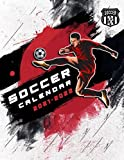 Soccer: 2021–2022 Sport/Activites Calendar – 7 x 11 Big Size with High Quality Images