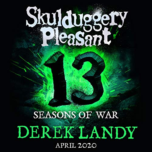 Seasons of War cover art