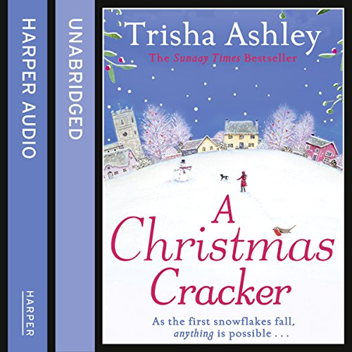 A Christmas Cracker audiobook cover art