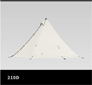Youpin Växel stort utrymme pyramid tipi tält för 4–6 personer vattentätt vindtätt campingtält med snökjol familjetält 210...