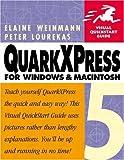 QuarkXPress 5 for Windows & Macintosh