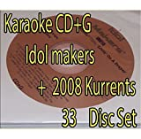 (Ship from USA) KARAOKE 2008 Kurrents + Idol Maker OVER 620 SONGS OLD AND NEW Songs+ bonus!!...