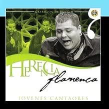 Herencia Flamenca. Jovenes Cantaores by Antonio de los Santos, Juan Manuel, Manuel Castilla, Juan Cortes, Juan Mateo Manuel