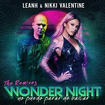 Wonder Night (No Puedo Parar de Bailar): The Remixes