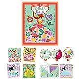DJECO Artistic Patch Señoritas (39468), Multicolor (1)