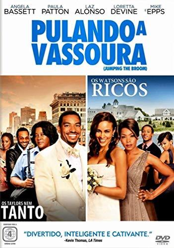 DVD - PULANDO A VASSOURA