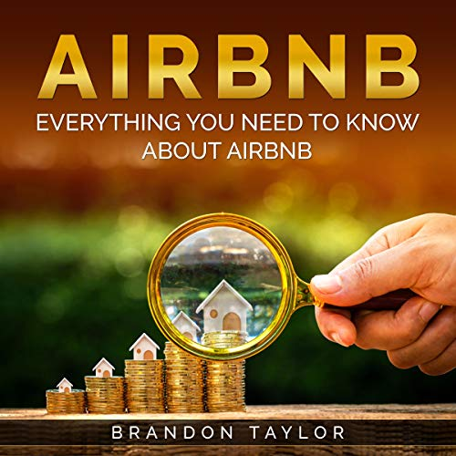 『Airbnb: Everything You Need to Know About Airbnb』のカバーアート