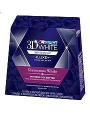 لصقات كرست Crest Glmorous White لتبييض الأسنان - ٢٨ لصقة