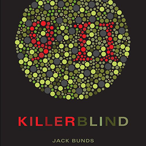 Killerblind  audiobook cover art