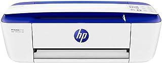 HP DeskJet 3760 - Impresora multifunción tinta, color, Wi-Fi, copia, escanea, compatible con Instant Ink, color azul (T8X19B)