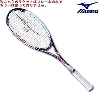ミズノ ソフトテニス用ラケット ディープインパクト700 DeepImpact 700 品番:63JTN657 (09:ブラック×ホワイト)