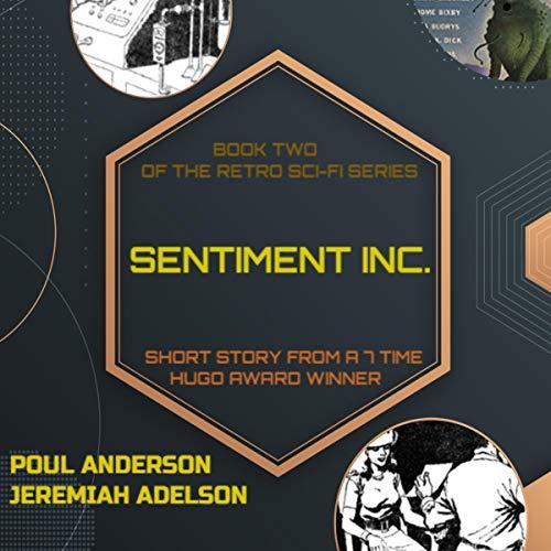 Sentiment Inc. audiobook cover art