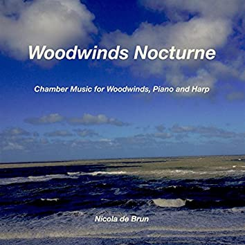 Woodwinds Nocturne (Chamber Music for Woodwinds, Piano and Harp)