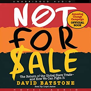 Not for Sale audiobook cover art