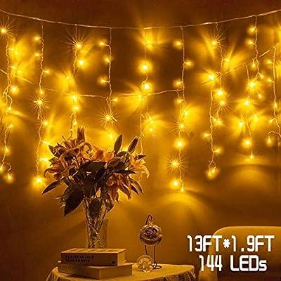 Quntis Curtain Lights