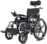 Silla de Ruedas eléctrica Plegable, Silla de ruedas eléctrica silla de ruedas eléctrica plegable, plegable eléctrico...