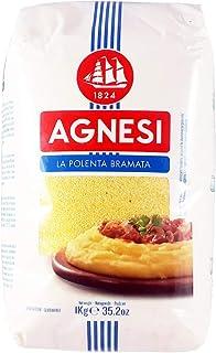 Agnesi Polenta 1Kg, Product of Italy