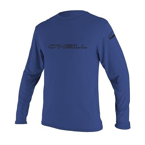 569c0bbc5 O'Neill Men's Basic Skins UPF 50+ Long Sleeve Sun Shirt