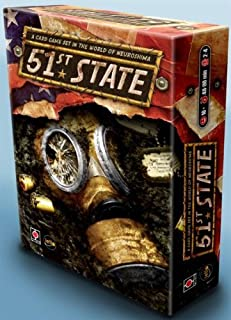 Toy Vault 51St State Card Game