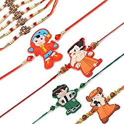 Cartoon rakhi, chota bheem rakhi, ben ten rakhi